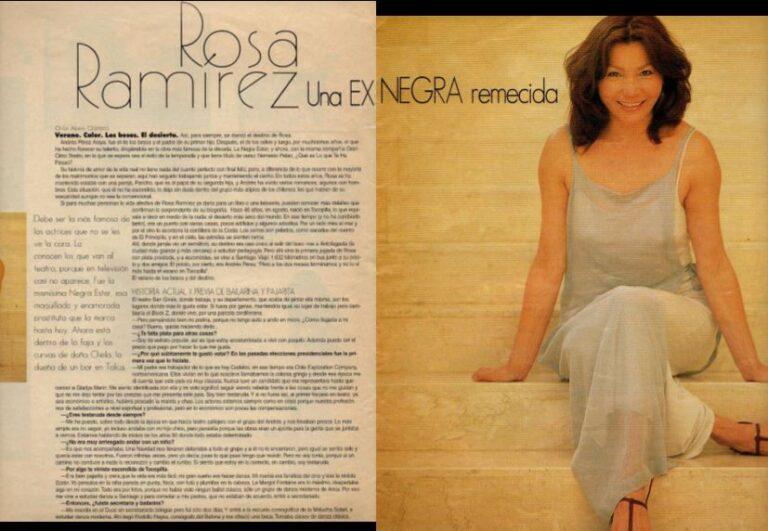 Rosa Ramirez -prensa12