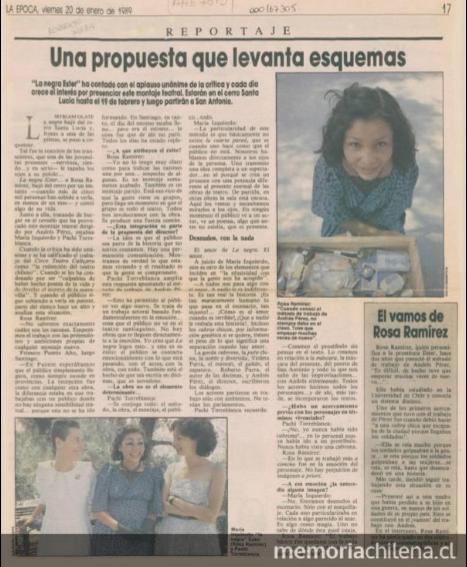 Rosa Ramirez -prensa2