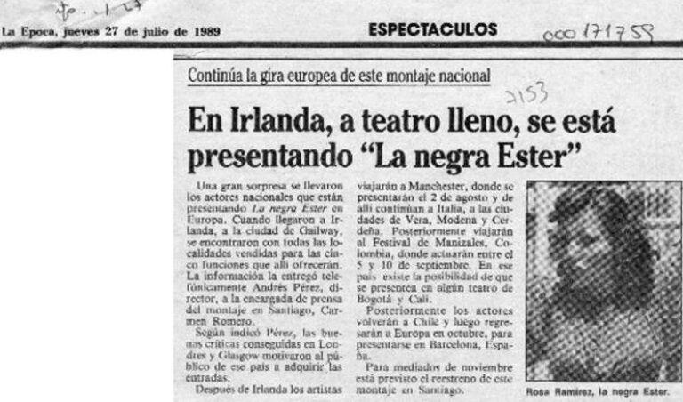 Rosa Ramirez -prensa7